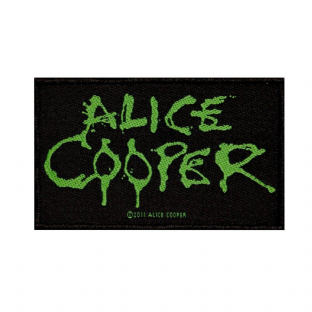 Alice Cooper Patch
